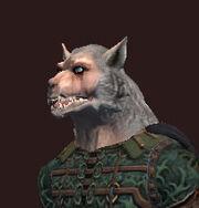 A-snarling-werewolf-mask