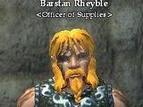 Barstan Rheyble