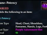 Rune: Potency