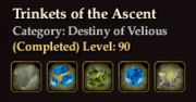 Trinkets of the Ascent