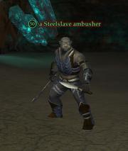 A Steelslave ambusher