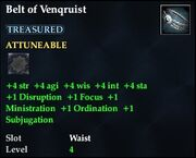 Belt of Venqruist
