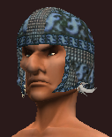 Hanshi's Balanced Skullcap (Equipped)