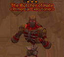 The Butcher of Hate