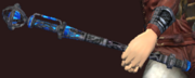 Wand of the Vesspyrian Spellweaver (Equipped)
