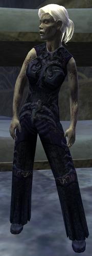 A zombie maid