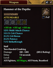 Hammer of the Depths