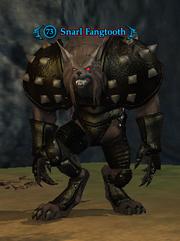Snarl Fangtooth