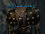 Snarl Fangtooth