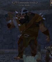 Commander Ursus