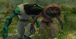 Frogloks - 'Hunted' 01