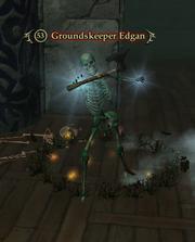 Groundskeeper Edgan