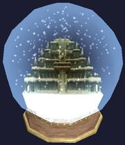 The Thulian Snowglobe (Visible)