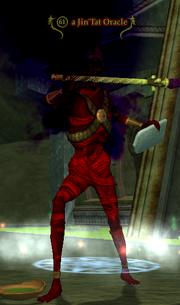 A Jin'Tat Oracle