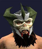Blackwater Mask (worn)