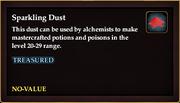 Sparkling Dust