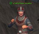 A Sableflame incanter