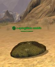 A spongiform zombie (Commonlands)