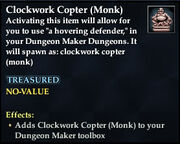 Clockwork Copter (Monk)