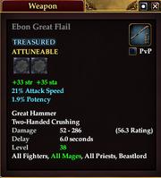 Ebon Great Flail (38)