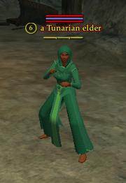 A Tunarian elder