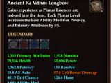 Ancient Ka Vethan Longbow