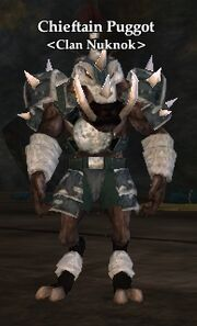 Chieftain Puggot