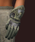 Curate's Plate Gloves of the Battlepriest (Equipped)