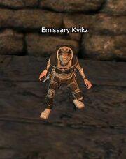 Emissary Kvikz