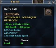 Kerra Ball