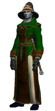 Robe of the Valekeeper (Visible)