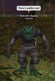 Defenderkuglup