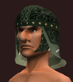 Forest Helm of the Far Seas Traders (Equipped)