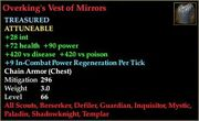 Overking's Vest of Mirrors