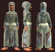 Thaumaturge's Robe (Equipped)