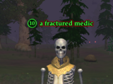 A fractured medic