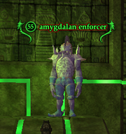 Amygdalan enforcer
