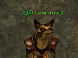 Captain Fraxz