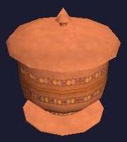 Small Urn (Visible)