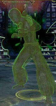 Spectral Librarian Emiida (Tower of Frozen Shadow)