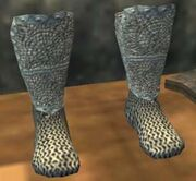 The Legendary Dwarven Work Boots (Visible)