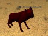 A Bloodskull battlehound