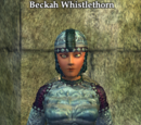 Beckah Whistlethorn