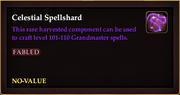 Celestial Spellshard