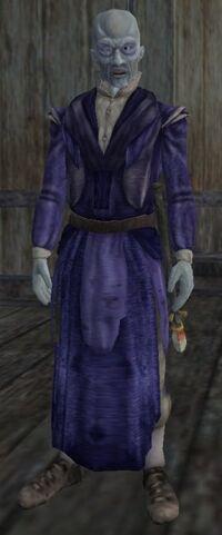 Grim Sorcerer (Master)