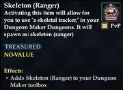 Skeleton (Ranger)