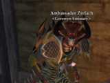 Ambassador Zrelach