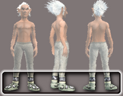 Curate's Plate Boots (Equipped)