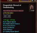 Dragonhide Shroud of Deathdealing