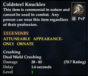 Coldsteel Knuckles